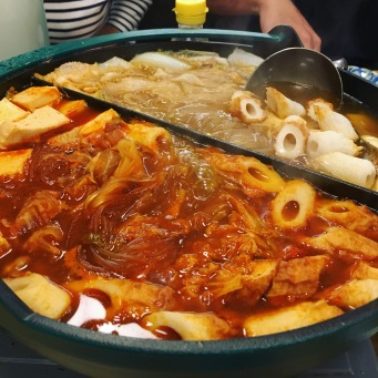 Nabe - Hot Pot, 2 Types
