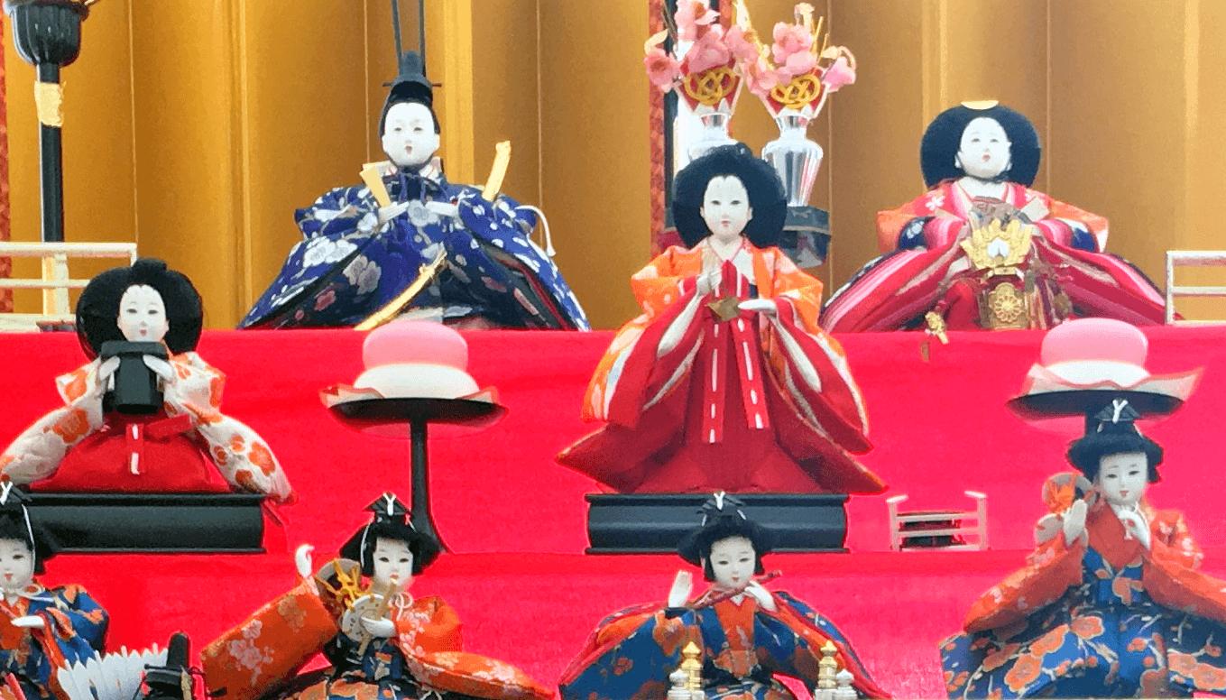 Ohinasama Hina Ningyo