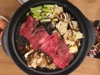 Hida-Gyu Sukiyaki: Amazing beef of Takayama, Japan 飛騨牛