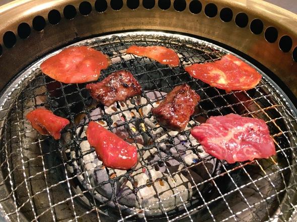 Hida-gyu: 飛騨牛 - Beef on the grill !
