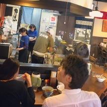 Ramen in Takayama Japan