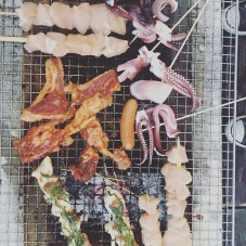 Japanese BBQ Style