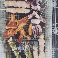 Japanese BBQ Style